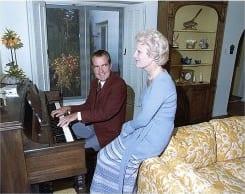 Richard Nixon Southern California